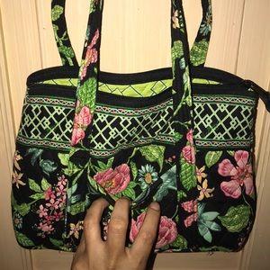 Vera Bradley floral, small Bag